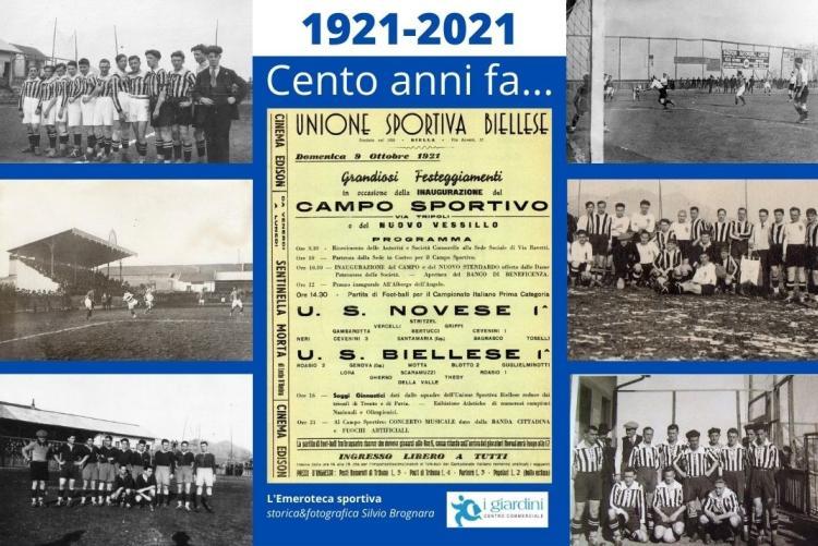Le immagini del 1921 dall'archivio di Silvio Brognara