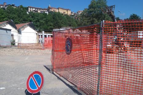 Lavori pubblici a Biella