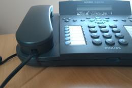 I telefoni di palazzo Oropa tornano in funzione